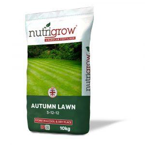 Nutrigrow 3-12-12 Autumn Fertiliser 10kg