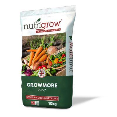 Nutrigrow 7-7-7 Growmore Fertiliser 10kg