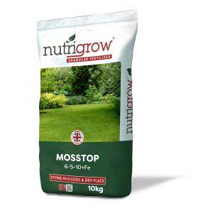 Nutrigrow 6-5-10+FE MossTop Fertiliser 10kg