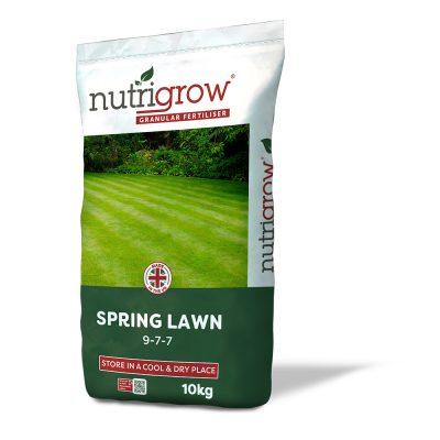 Nutrigrow 9-7-7 Spring Turf Fertiliser 10kg