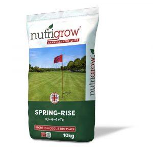 Nutrigrow 10-4-4+TE Spring Rise Fertiliser 10kg